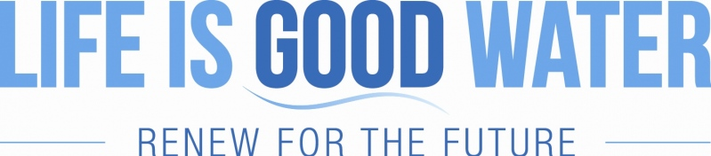 Life is Good Water logo